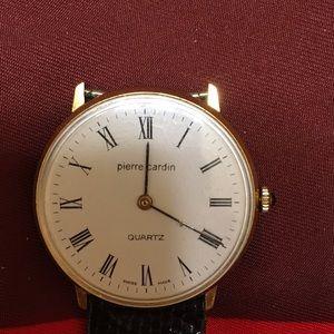 Vintage Pierre Cardin watch